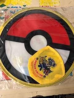 Pokemon Foldable Fan 比卡超可摺式扇