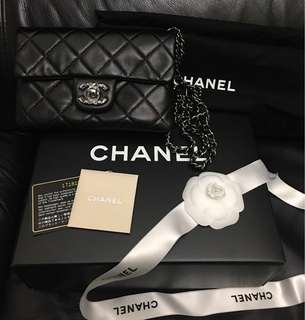 Chanel WOC mini flap