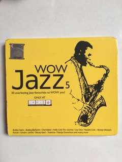 Wow Jazz 5 CD