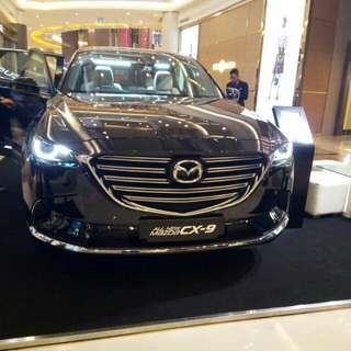 Mazda CX-9 2018 Ready Stock