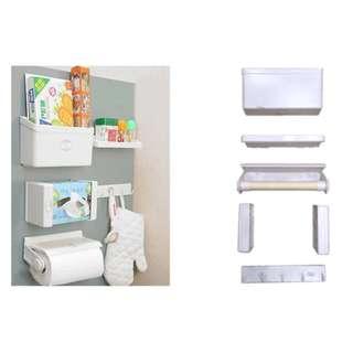 5 in Magnet Kitchen Refrigerator Organizer
