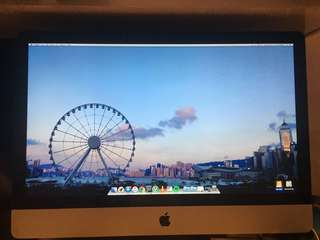 Immaculate iMac 27-inch (2010) i5 with wireless keyboard and mouse
