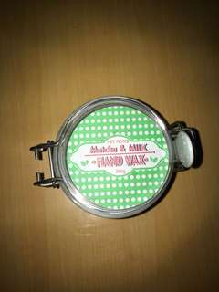 Miss Moter Matcha & Milk Hand Wax