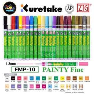 Zig Painty Markers Pens (nutmeg)