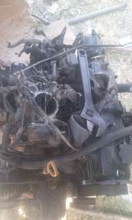 Toyota 2e engine parts