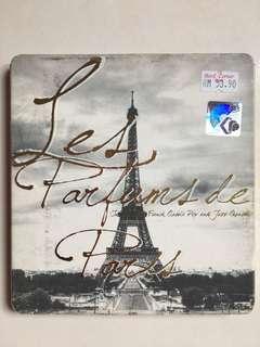 Les Perfume de Paris Jazz CD
