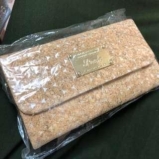 特價$80 Posh 泰國 手挽小袋 水松木色