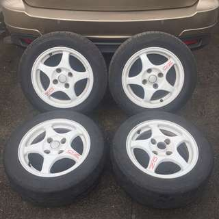 Sport Rim Original OZ Racing Enkei Japan