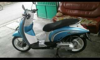 Honda Scoopy 2011 (Karbu)