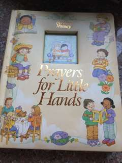 Prayers for little hands