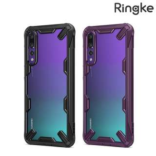 華為HUAWEI P20 Pro Ringke Rearth Fusion X 透明硬底手機殼保護套Case 0584A