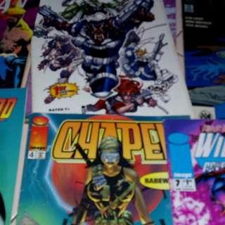 Comics book