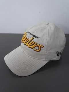 Authentic New Era Pittsburgh Steelers Cap