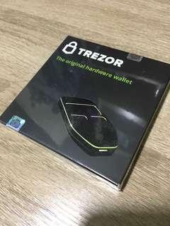 虛擬貨幣錢包 Trezor
