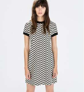 Zara Dress SMALL (very nice!)