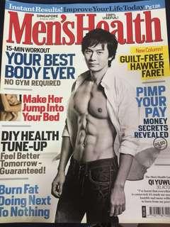 MEN'S HEALTH - QI YUWU PIERRE PNG VINCENT NG CARL NG