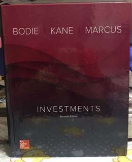 Investments Eleventh Edition