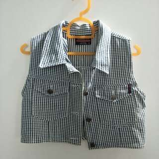 Girl's Vest Outwear