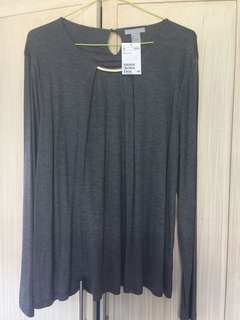 Brand New H&M long sleeve top