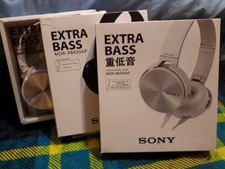 exstra bass sony