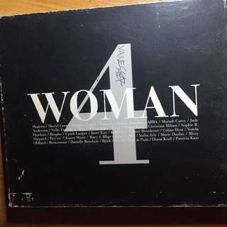 Woman 4 (Double Cd)