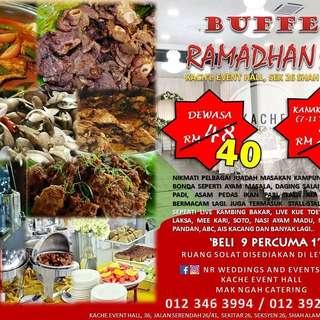 Buffet Ramadan 2018