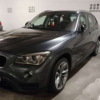 BMW X1 sDrive20i 2012