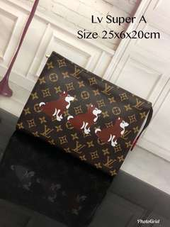 Louis Vuitton LV Clutch (FREE POSTAGE)