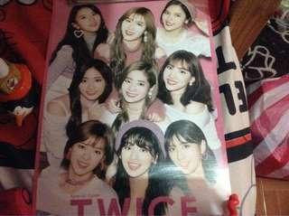 Kpop twice poster