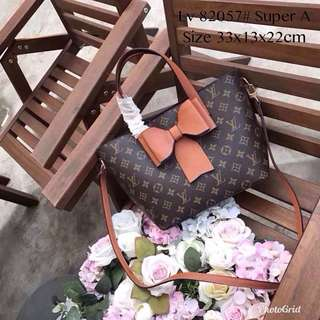 [SUPER A‼️] Louis Vuitton Tote with Ribbon (FREE POSTAGE)