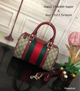 [SUPER A‼️] Gucci Boston Bag (FREE POSTAGE)
