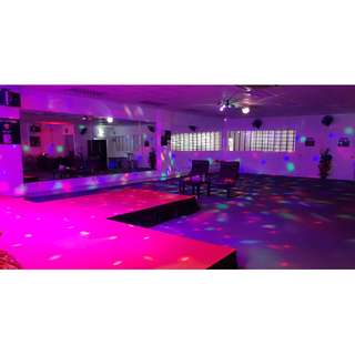 Large Hall for Private Functions