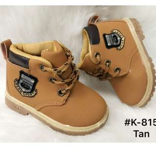 Timberland style boots for baby and kids