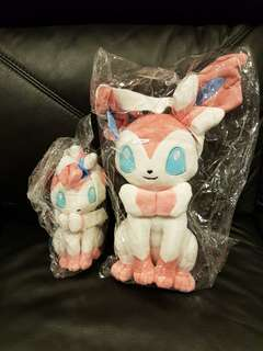 GSS !!! Pokemon Plushies