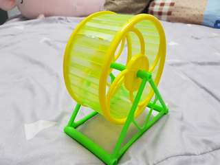 Hamster Wheel Ready Stock