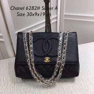 [SUPER A‼️] Chanel Maxi Sling Flap Bag (FREE POSTAGE)