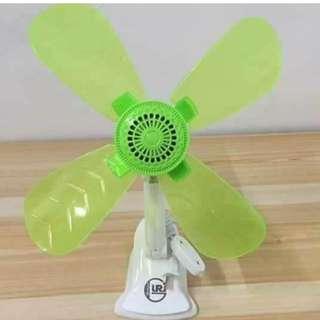 #015 Clip Fan