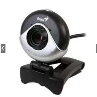 *FREE MAILING*INSTOCKS*GENIUS eFace 1300 1.3MP Webcam. Plug N Play
