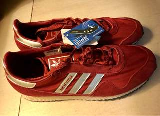 Limited Edition Adidas New York Trainers
