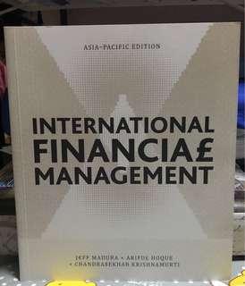International Financial Management textbooks