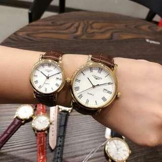 Longines LO5606150浪琴 男士女士 手表 腕表