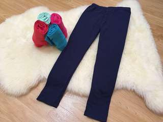 Raya 2018 : 4-5yo Girls Boys Legging Pants
