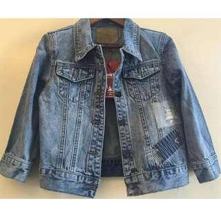 🌷denim jacket