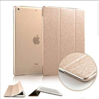 BN ipad air 2 gold case cover and screen protector