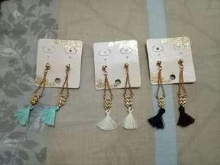 Drop earrings (take all)