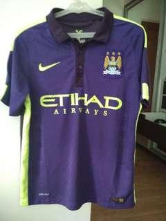 Nike Manchester city football jersey