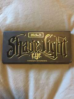 Shade and Light eyeshadow palette