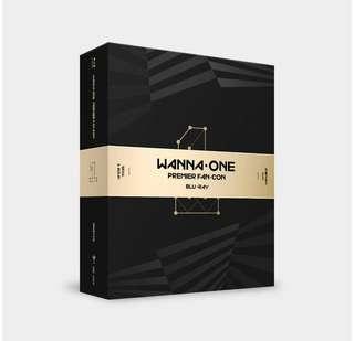 Wanna One Premier Fan-Con Blu Ray