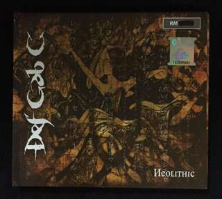 Def Cab C - Neolithic Digipak CD