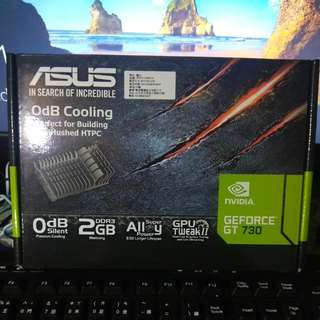 Asus nvidia Geforce GT 730
